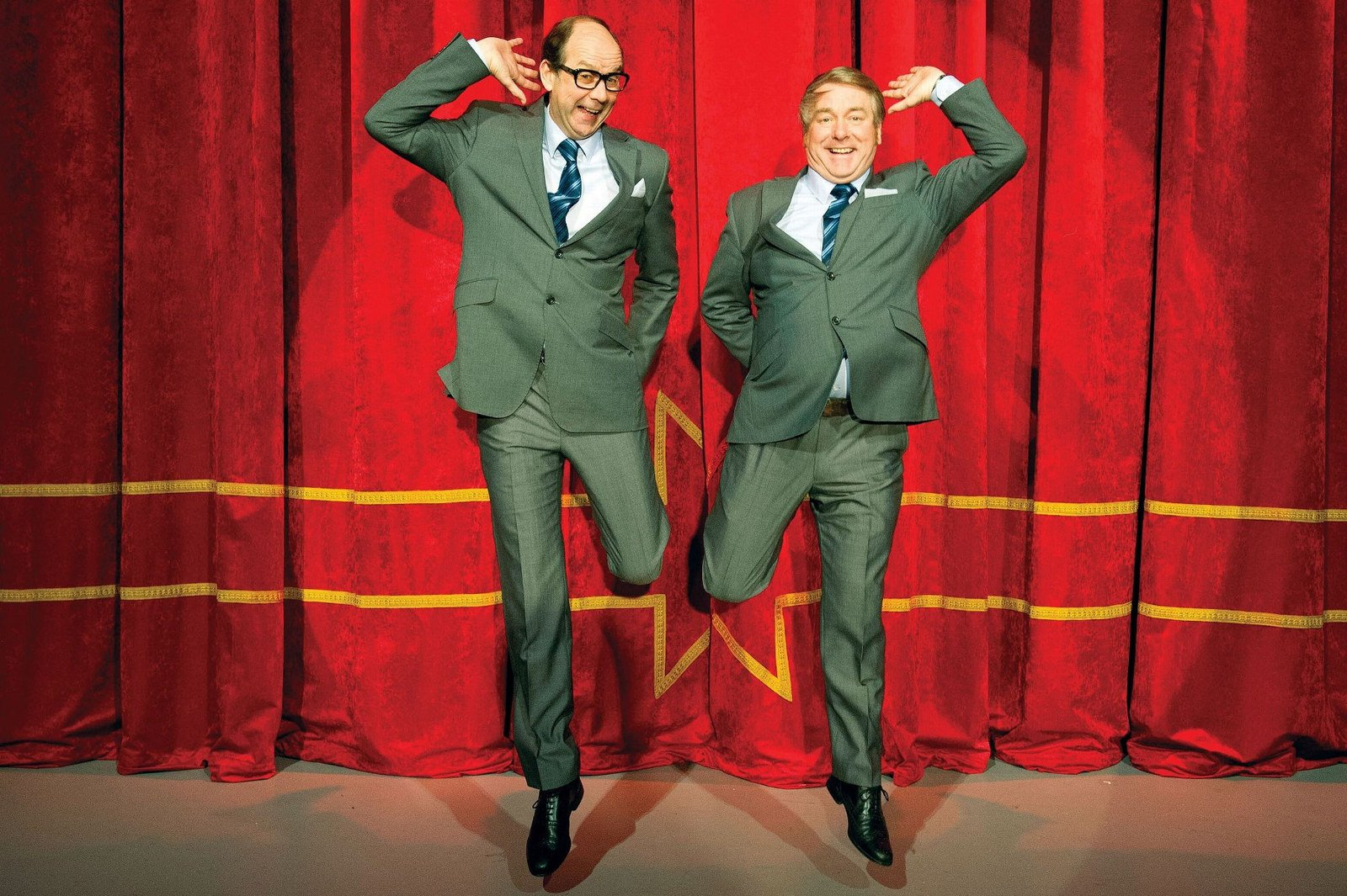 Evening with Eric & Ern