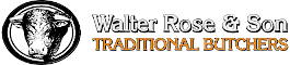 Walter Rose and Son Sponsor logo